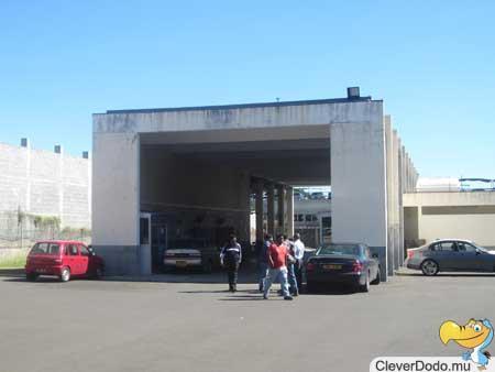 inspection centre