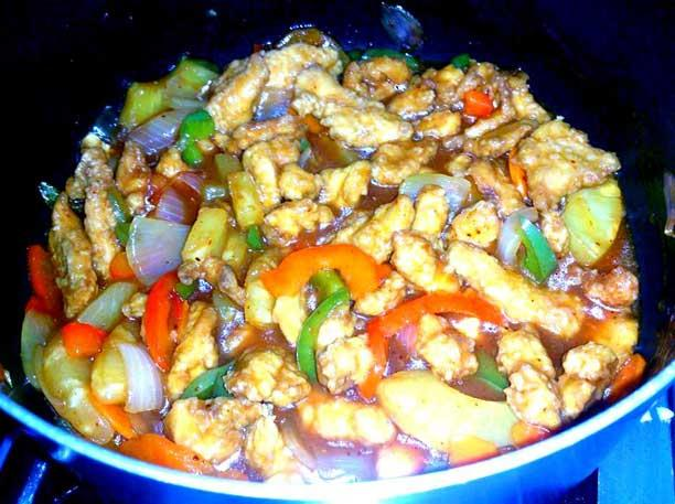 Sweet&Sour Chicken