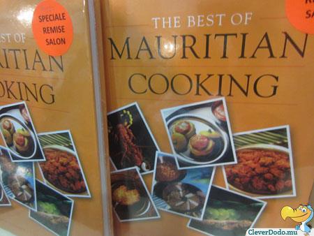 mauritian cooking book