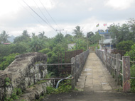 shani temple bridge