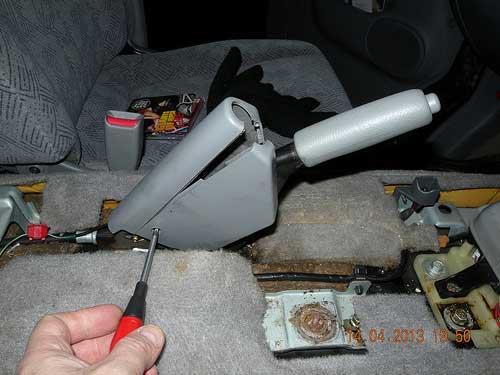 handbrake repair