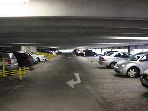 multi storey car park